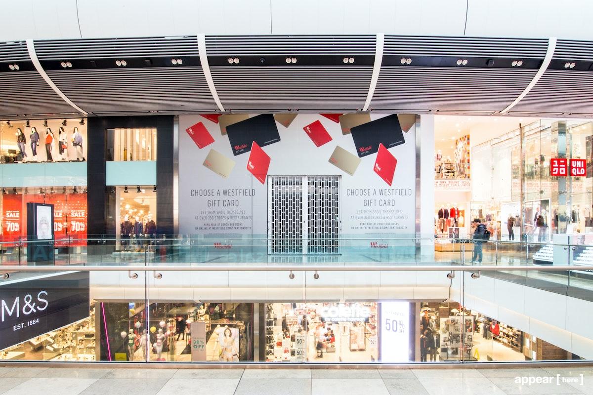 The White Westfield Store - Stratford