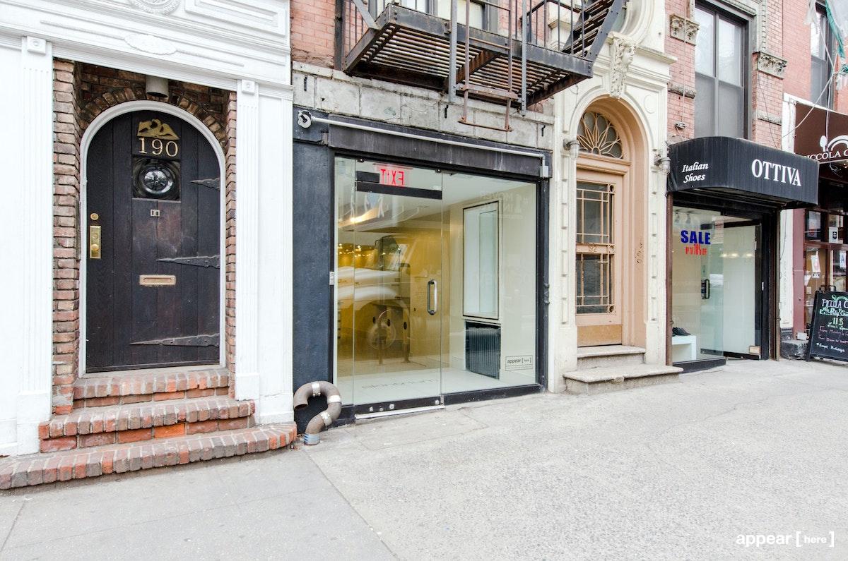 192 Spring Street, Soho , New York, NY
