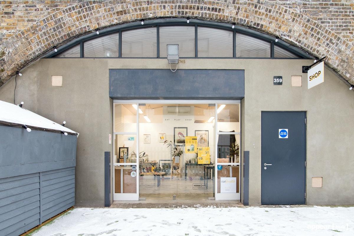 Fount London, Hackney - Retail Space