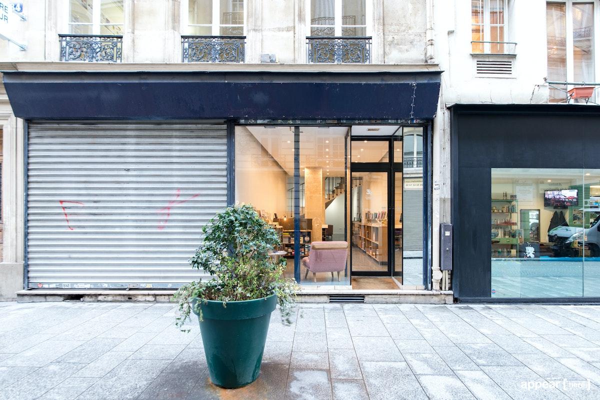 34 rue Greneta, Sentier - Montorgueil , Paris, 2e