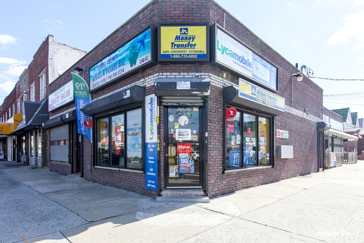 Jamaica, Queens – The Canary Yellow Pop Up