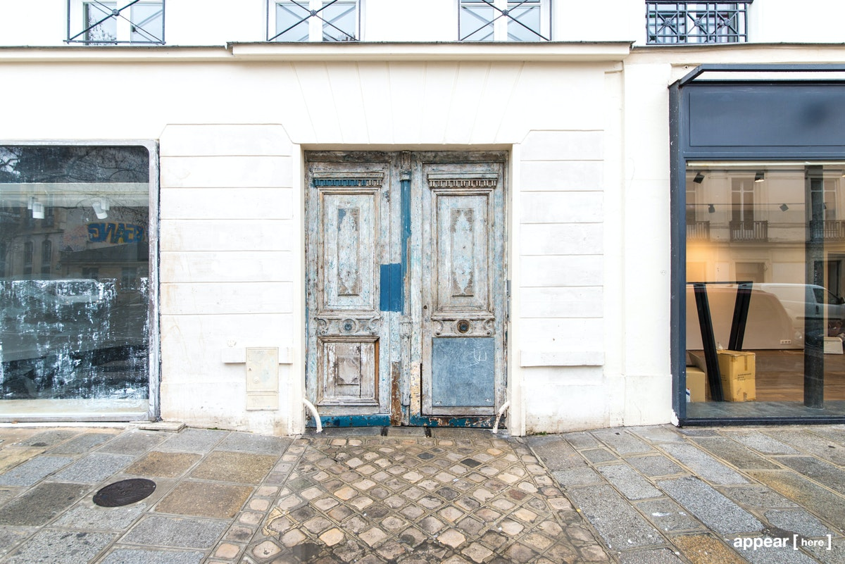 132 Rue de Turenne - showroom , Paris
