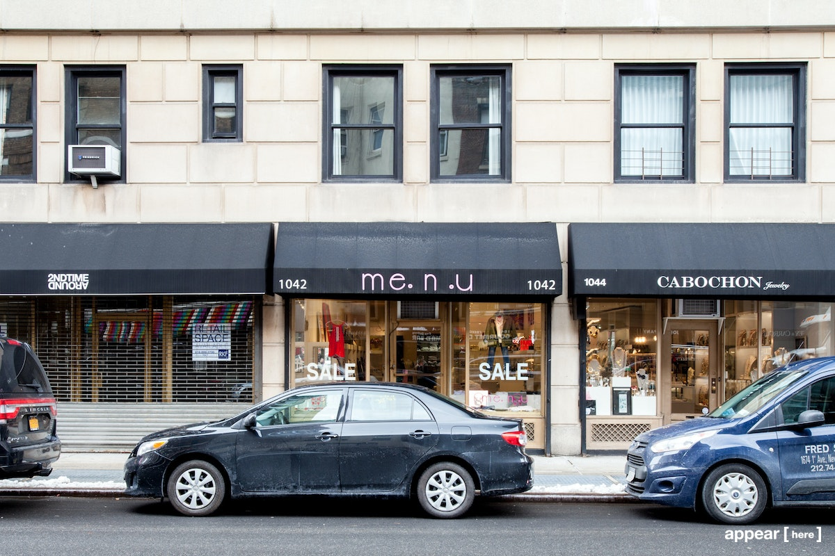 1042 Lexington Avenue, Upper East Side, New York, NY