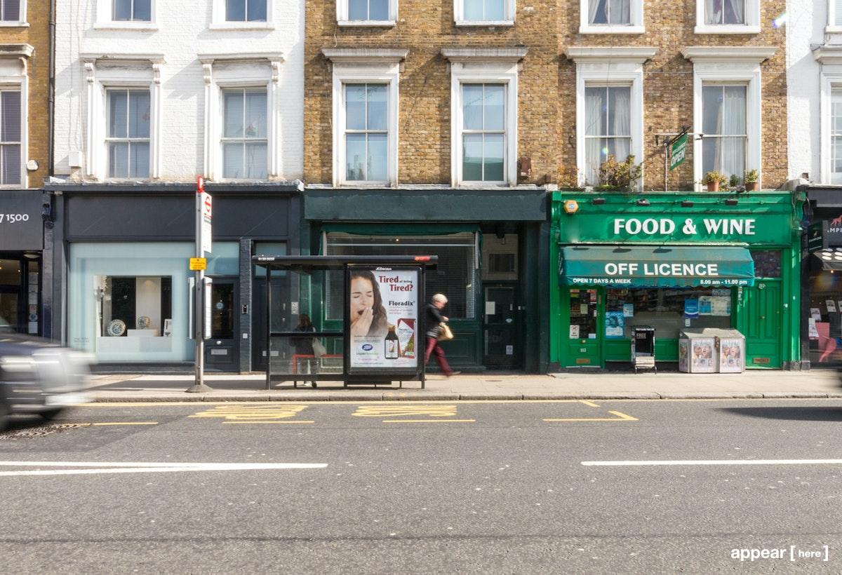The Old Antiques Shop - Kensington Church Street