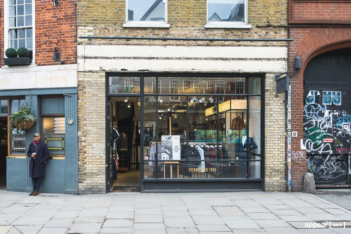 The Spitalfields Shop - Commercial Street