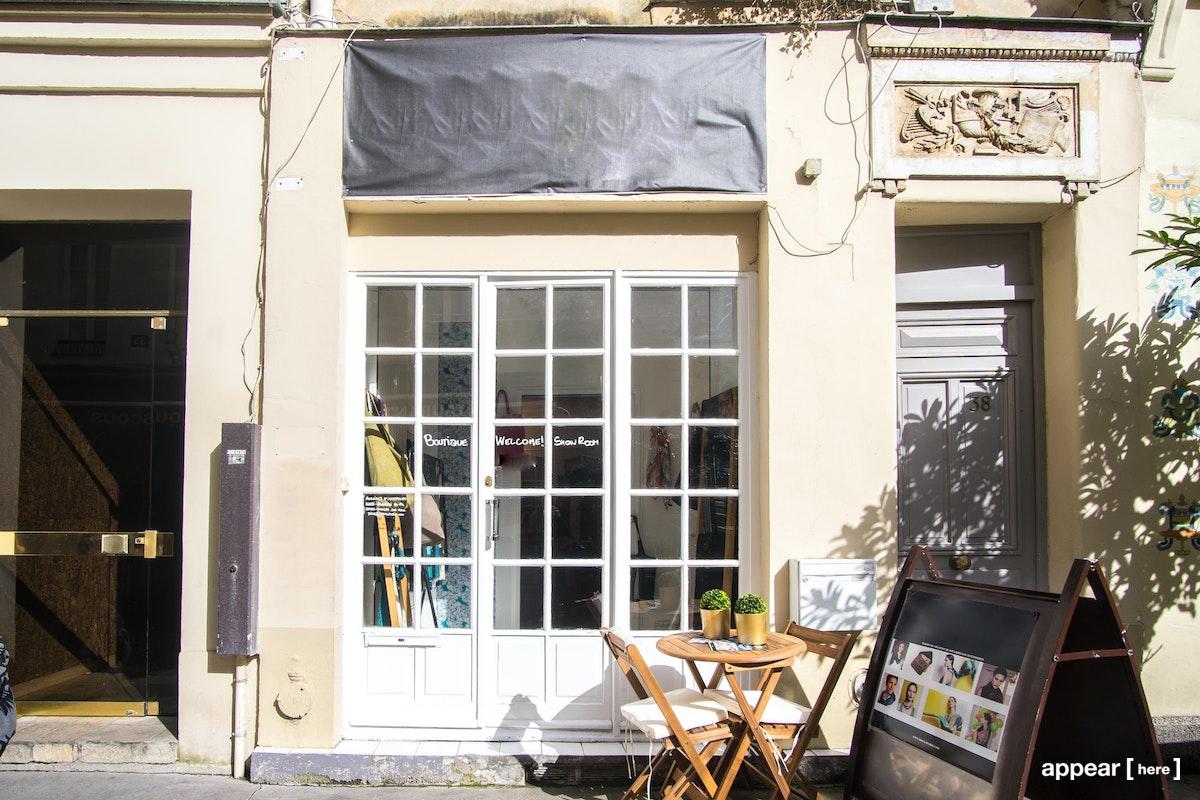 38 rue Mauconseil, Sentier - Montorgueil , Paris