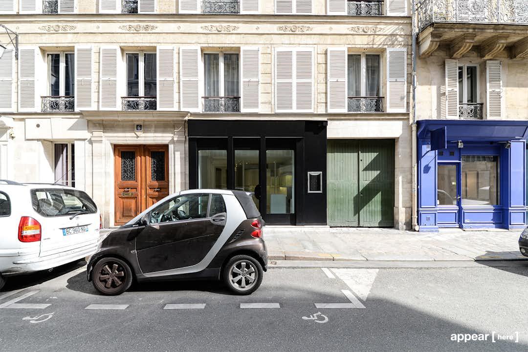 6 rue Malher, Paris