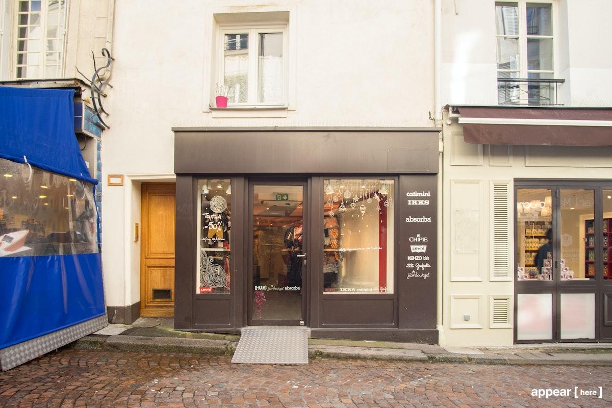 Boutique du Quartier latin