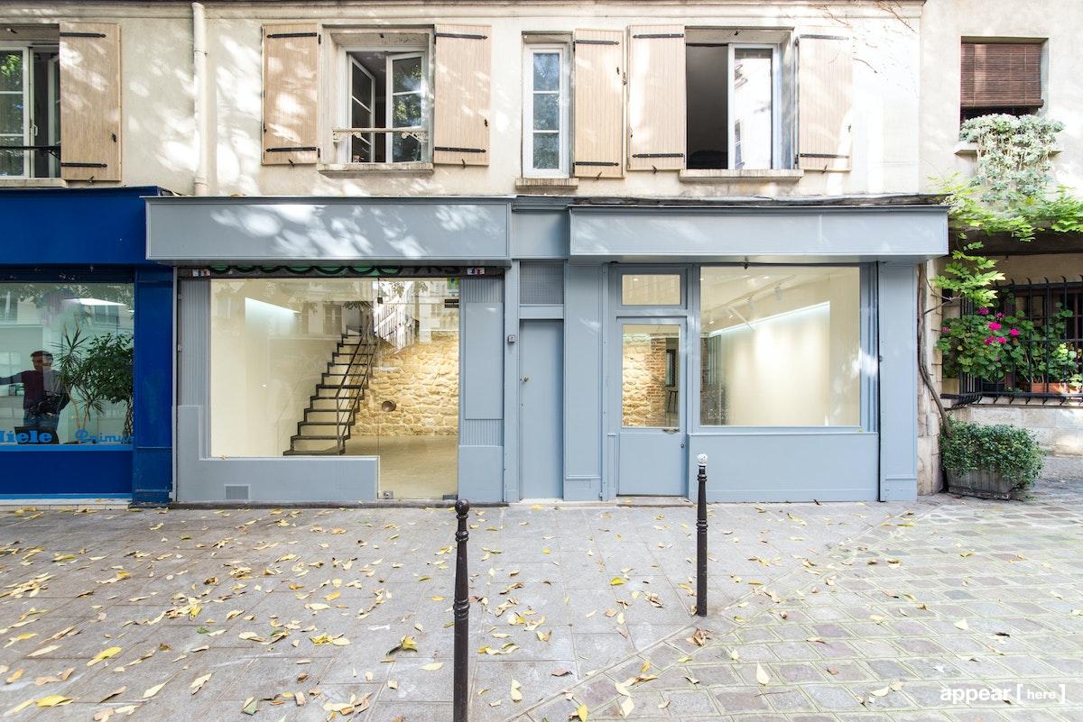 16 rue de la Corderie, Le Marais, Paris