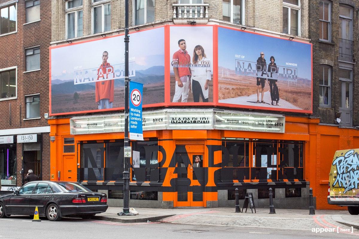 Shoreditch High Street - The Ace Corner Shop