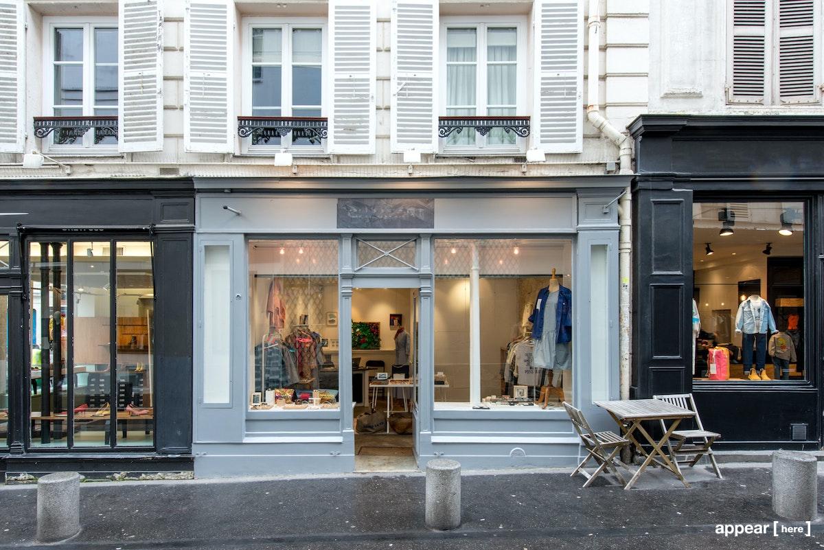 9 rue de l'Echaudé, Paris, 6e, Saint-Germain-Des-Prés