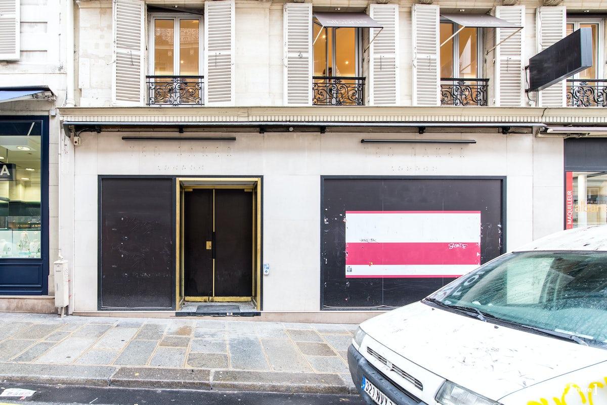 Showroom design de Saint-Germain