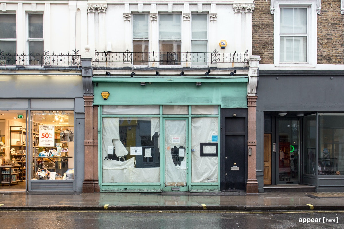 84 Westbourne Grove, Notting Hill ,  London