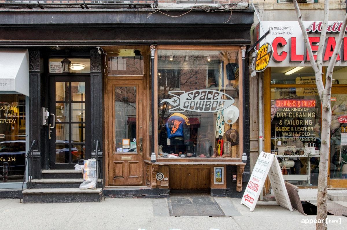 234 Mulberry Street, Nolita, New York, NY