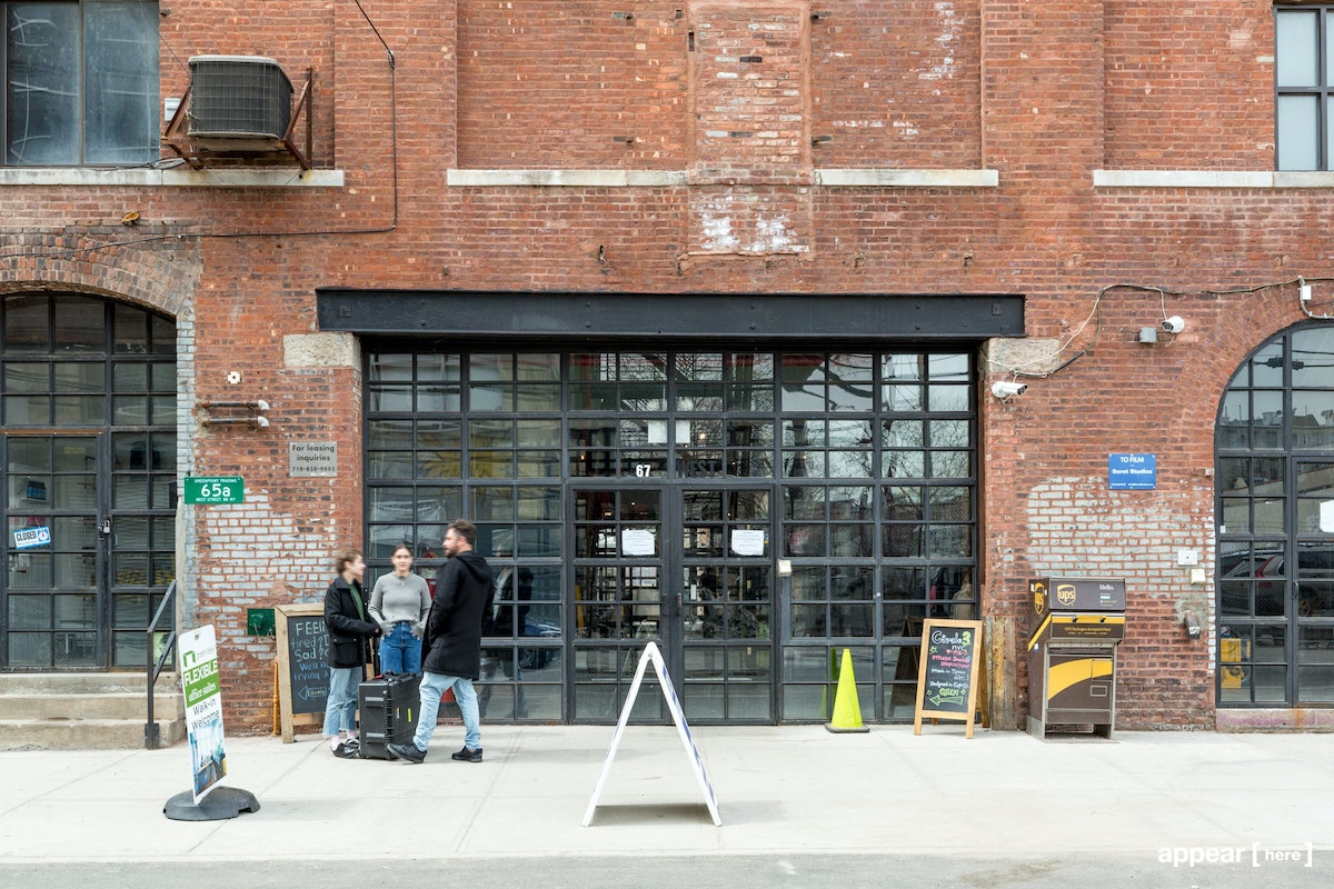 Greenpoint Rope Factory