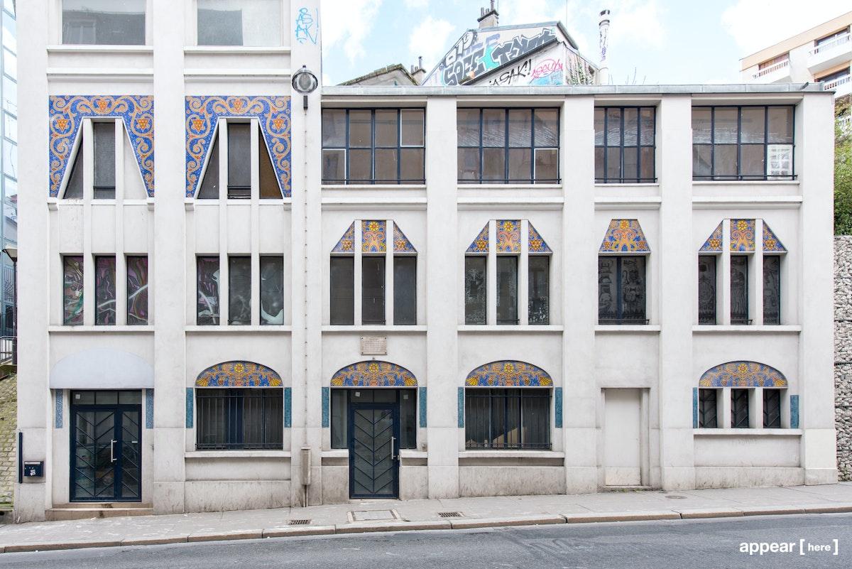 36 rue de Crimée, Paris