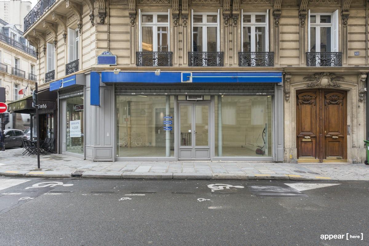 68 rue de Miromesnil, Paris