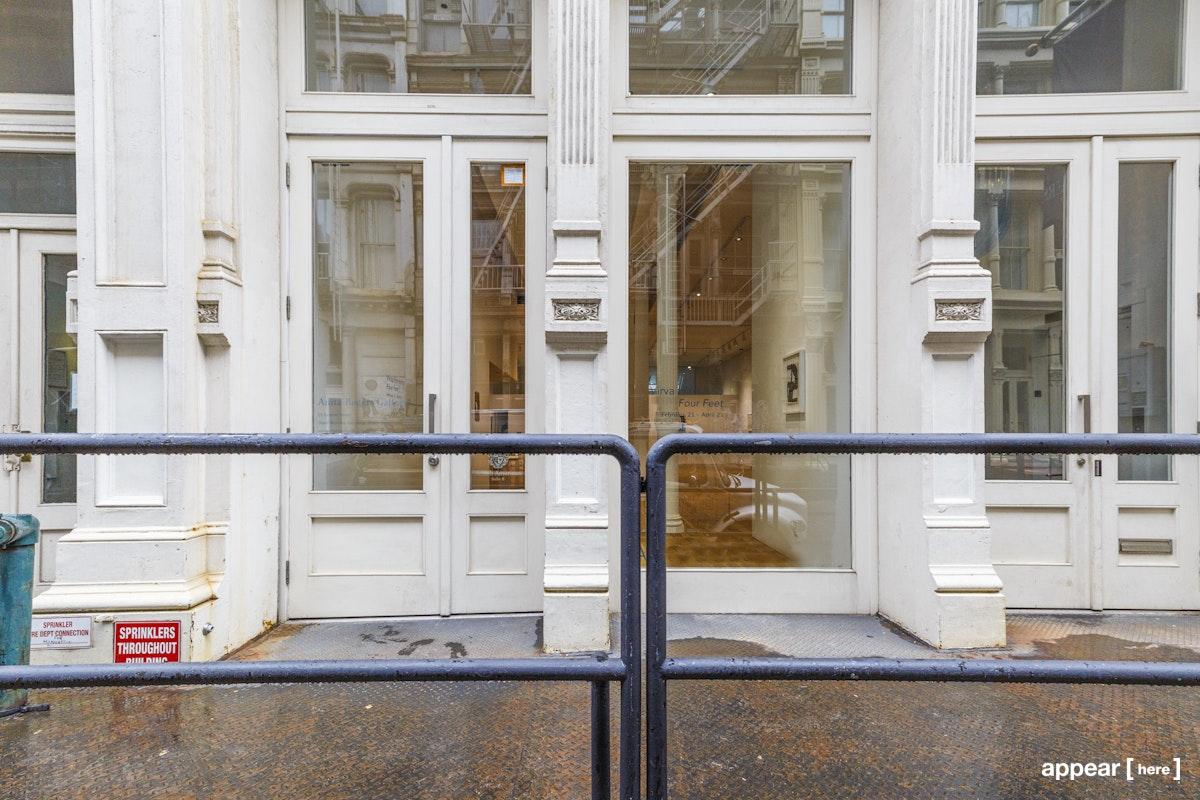 Soho – Greene Street Art Gallery