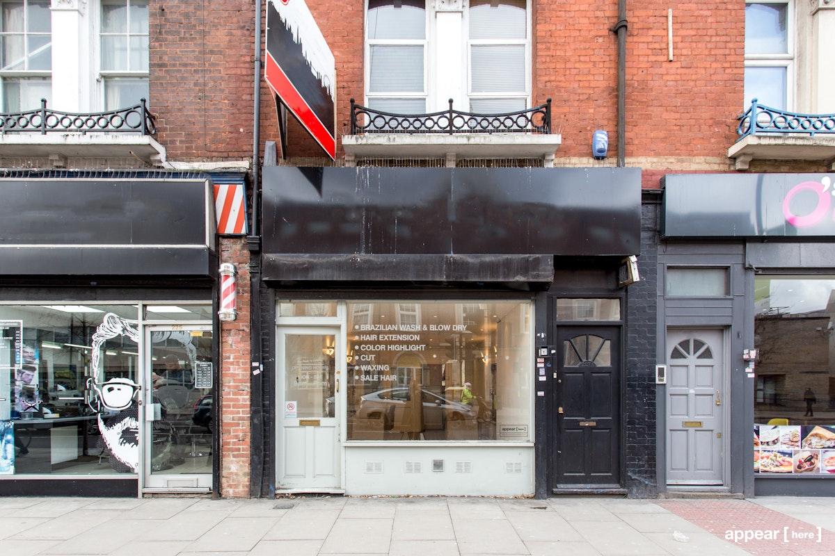 Holloway Road – The Old Salon