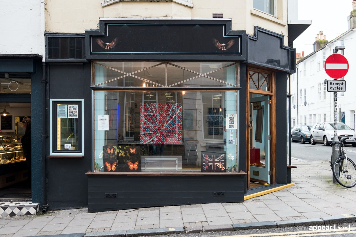 The North Laine Corner Boutique – Trafalgar Street, Brighton