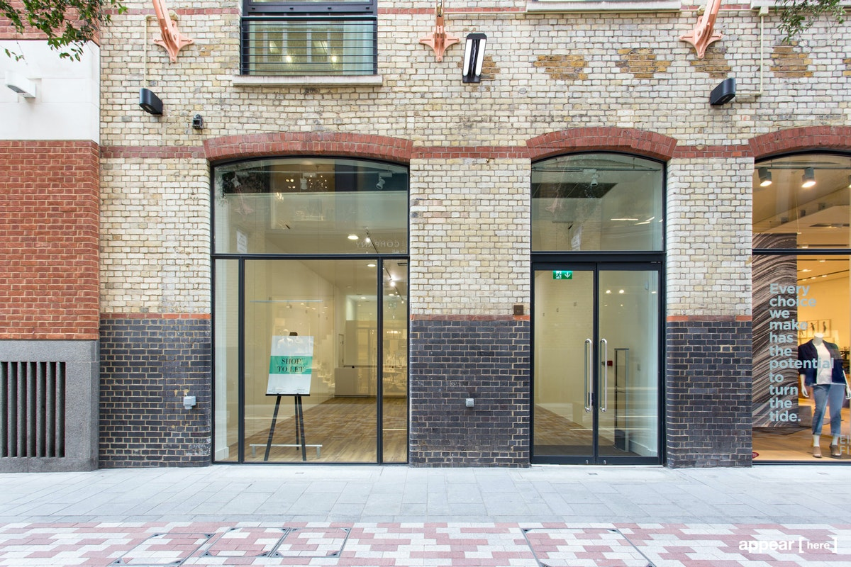 6 Slingsby Place, Covent Garden, London