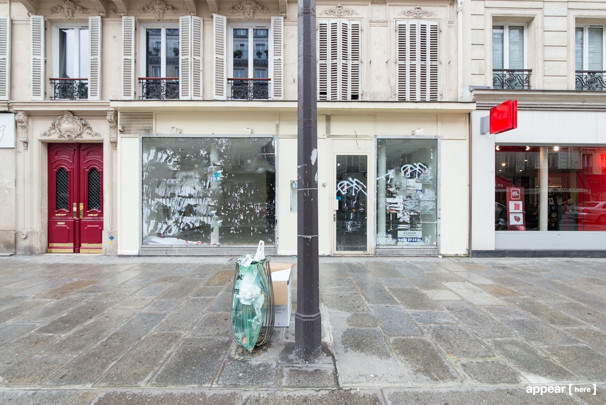 9 rue de Rivoli, Le Marais, Paris