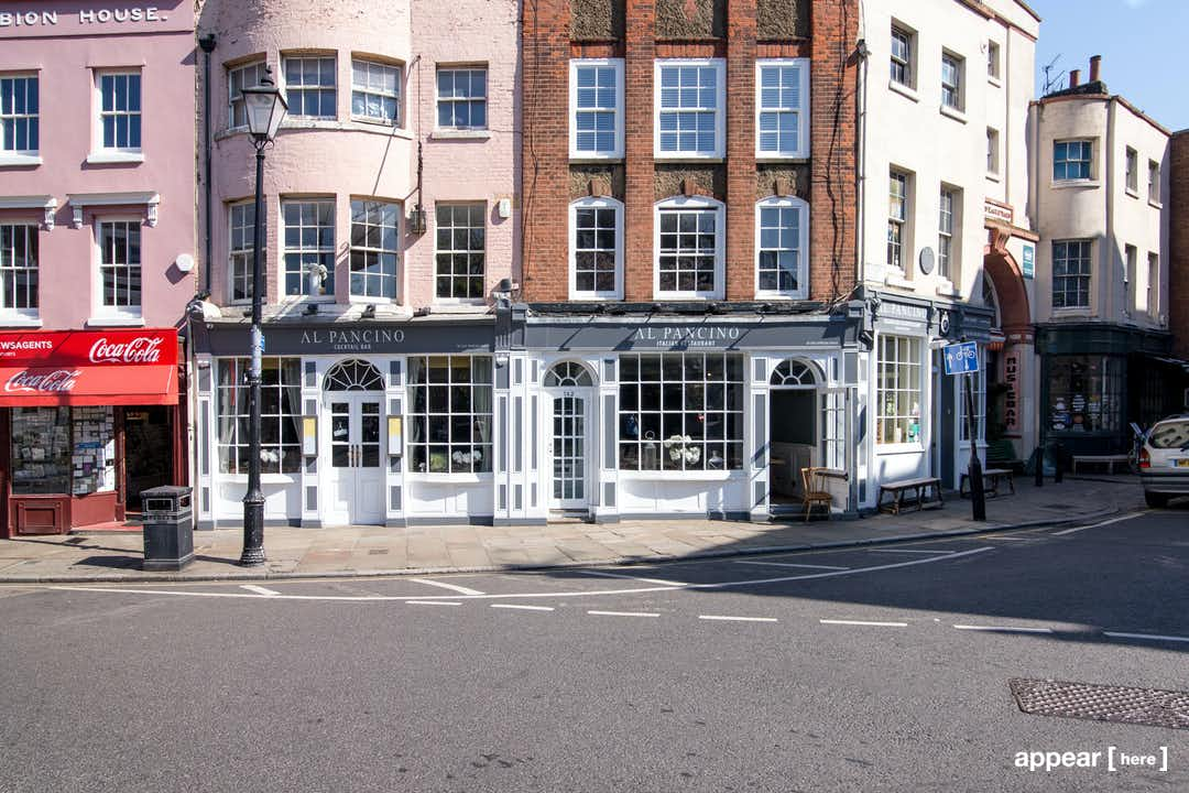 The Grey Cafe - Greenwich