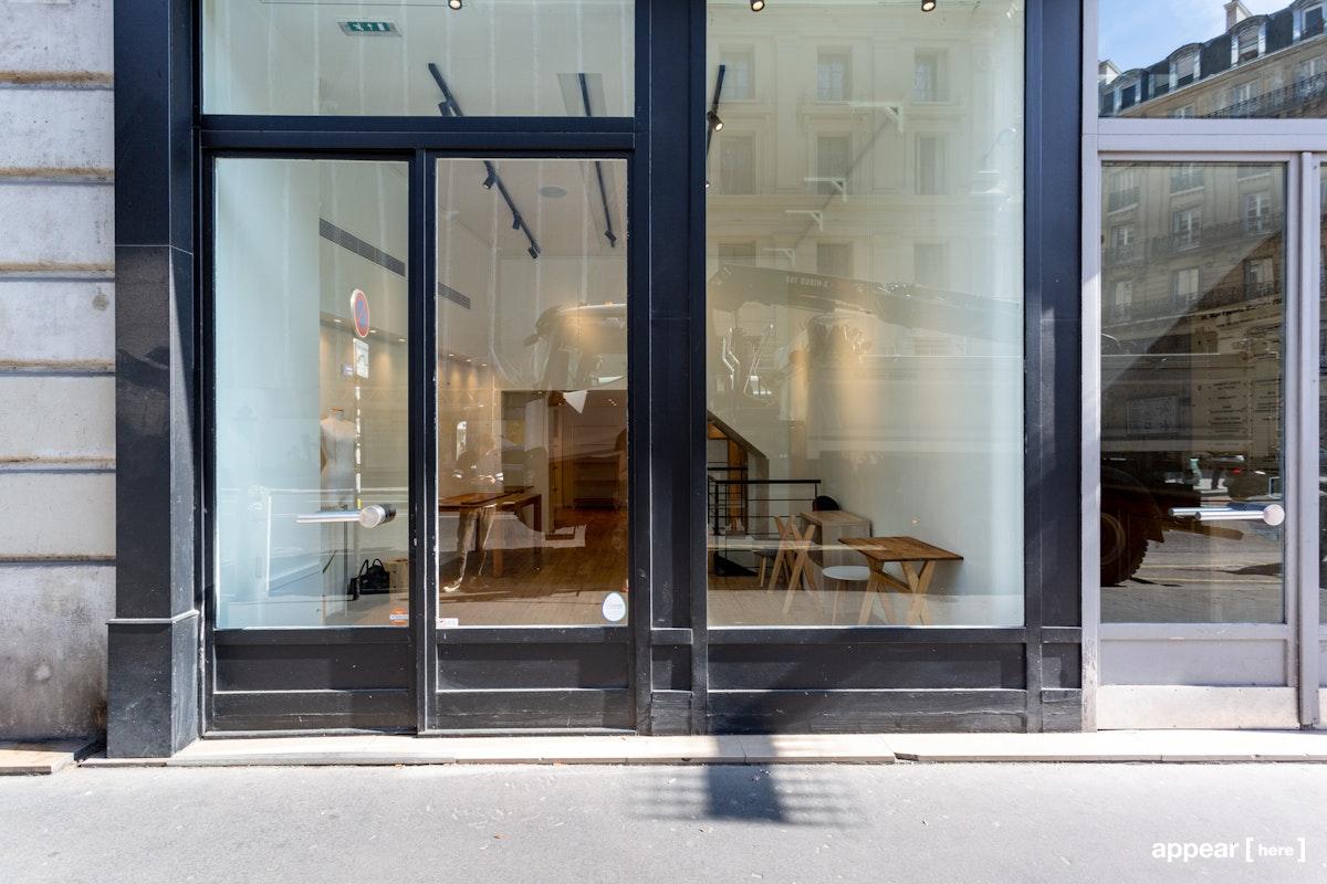Grande Boutique Montorgueil à partager