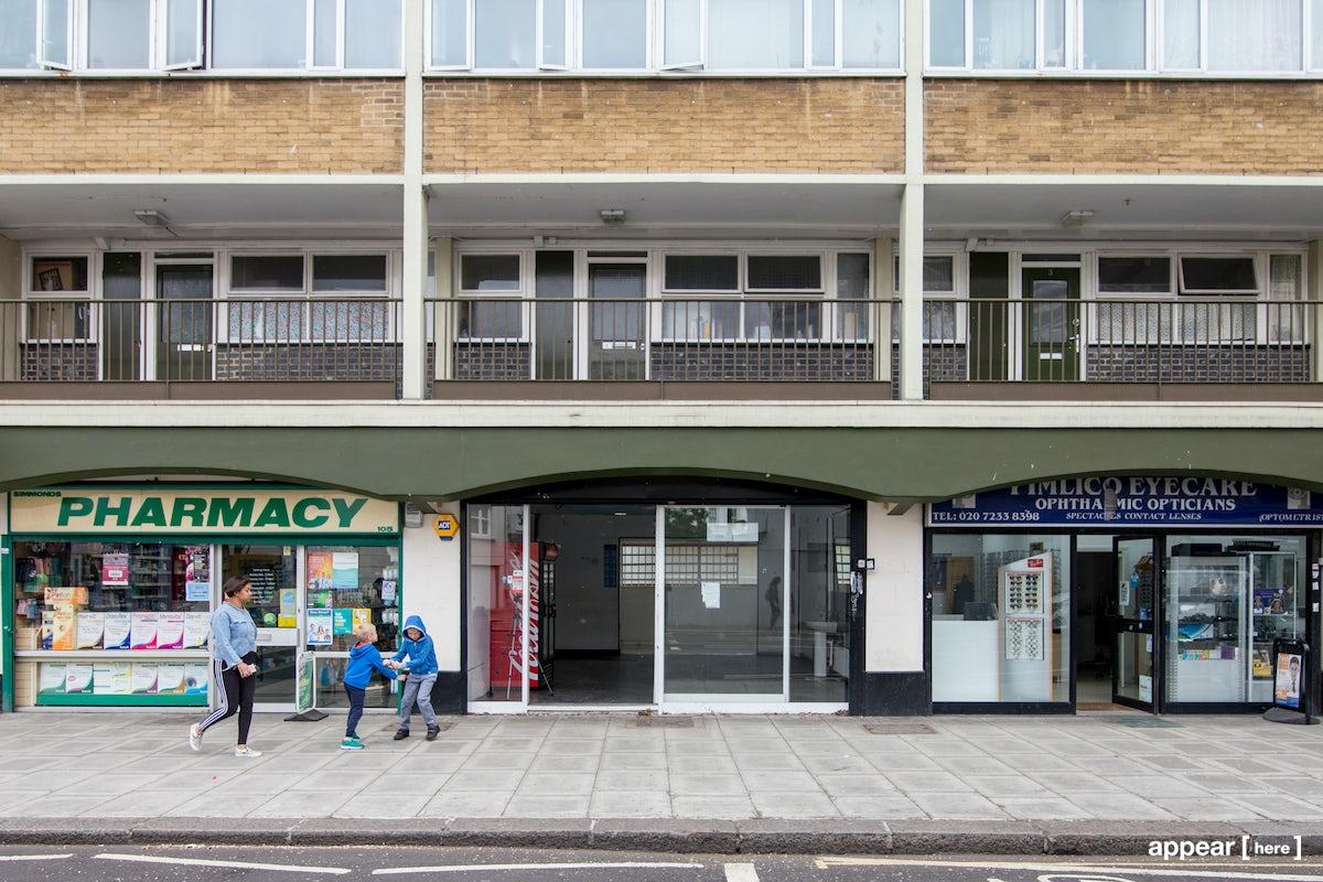 The Pimlico Mini-Mart – Lupus Street
