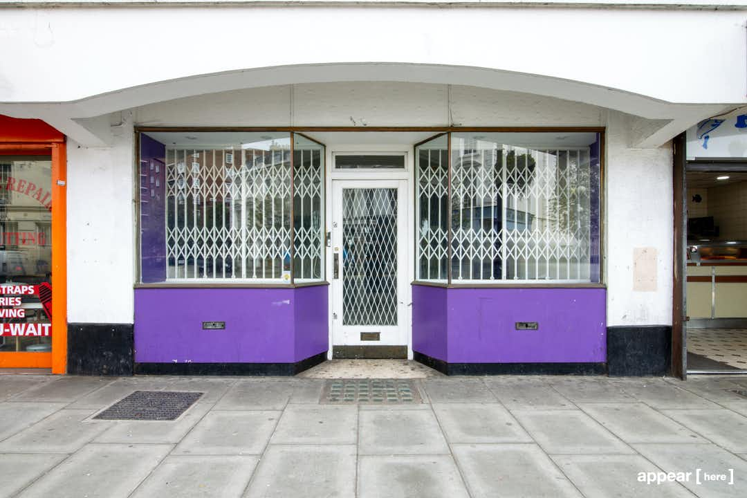 The Purple Pimlico Shop – Lupus Street