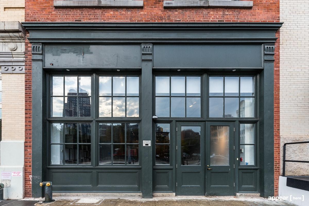 Hudson Street, Tribeca – Two Floor Showroom