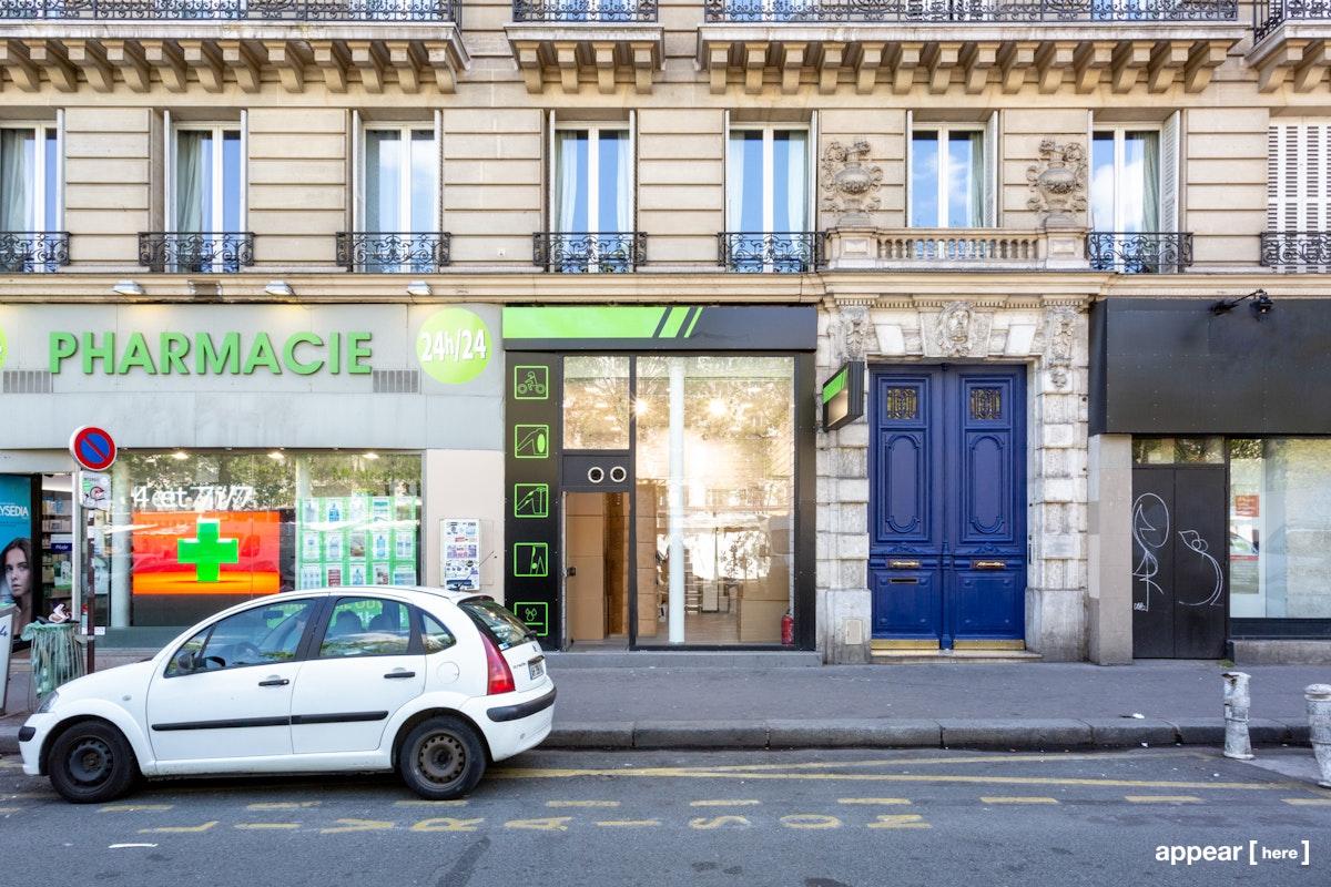 6 boulevard Richard Lenoir, Bastille - Saint-Antoine, Paris