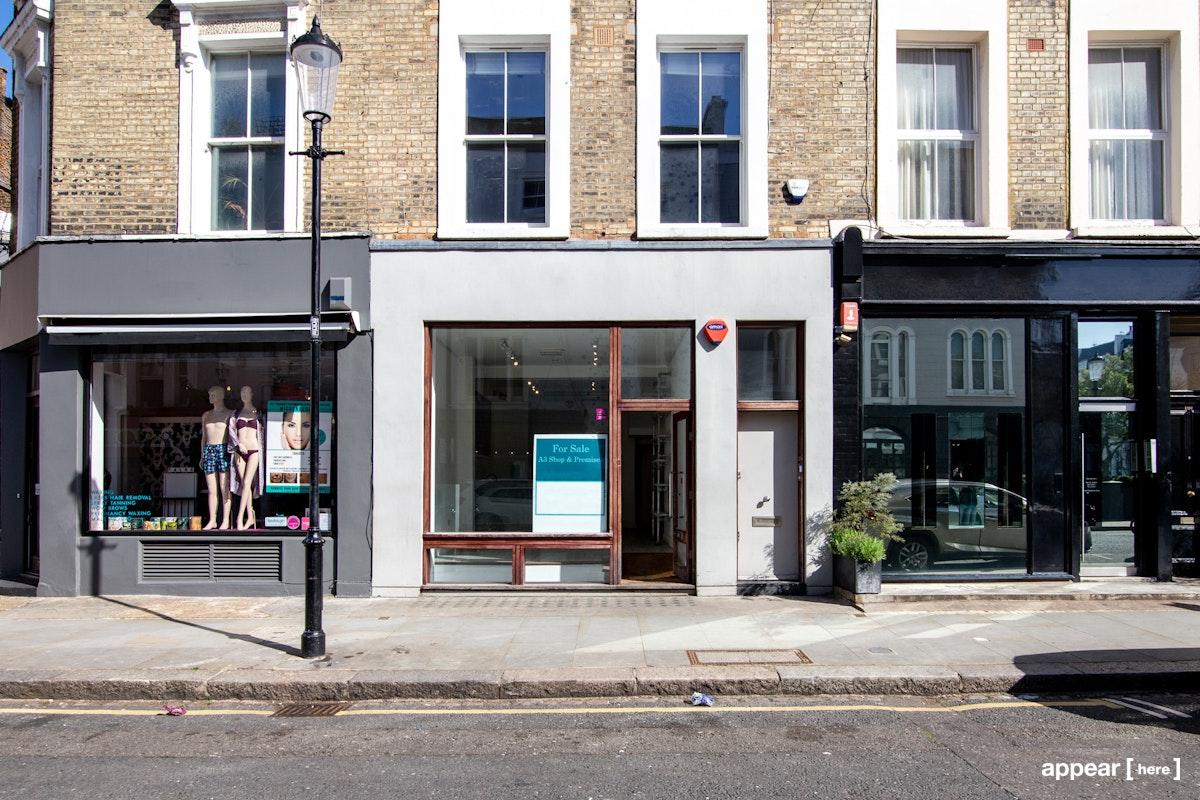 110 Talbot Road, London