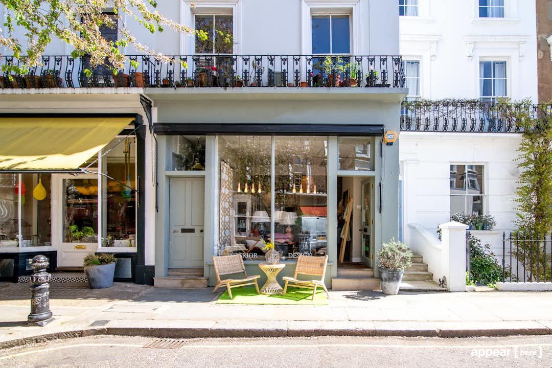 96 Portland Road , Notting Hill , London