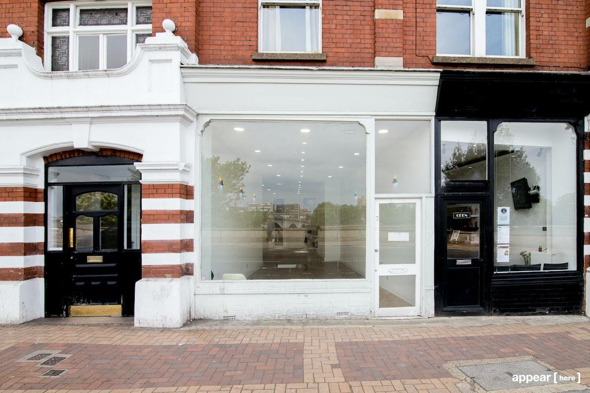 7 Lower Richmond Road, London