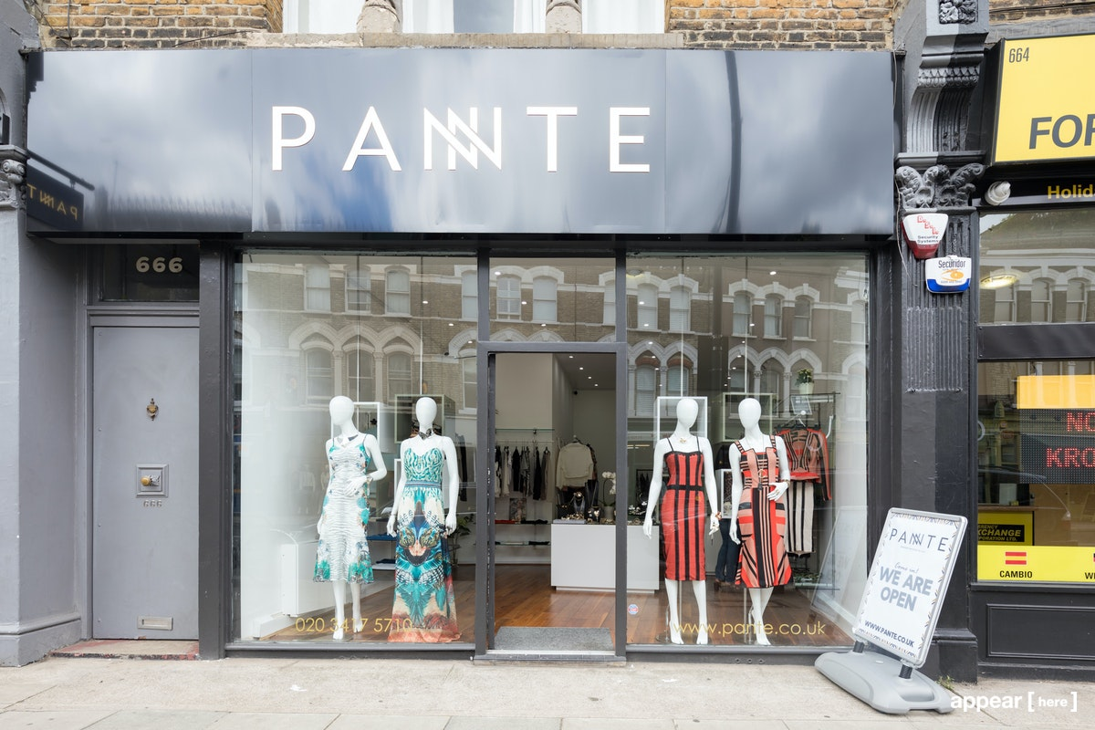 Fulham Road - Shared Boutique