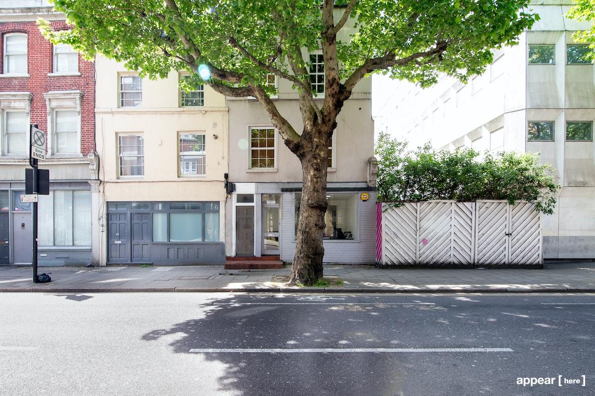The Grey Shop – Penton Street, Islington