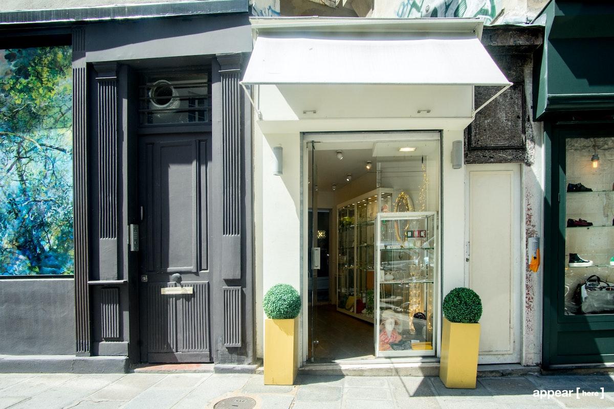 Petite boutique du Marais
