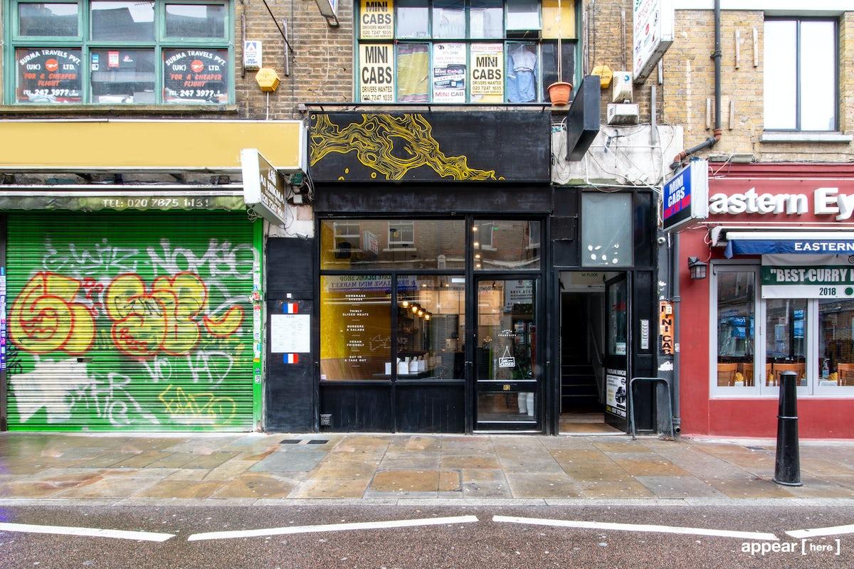 63 Brick Lane, London