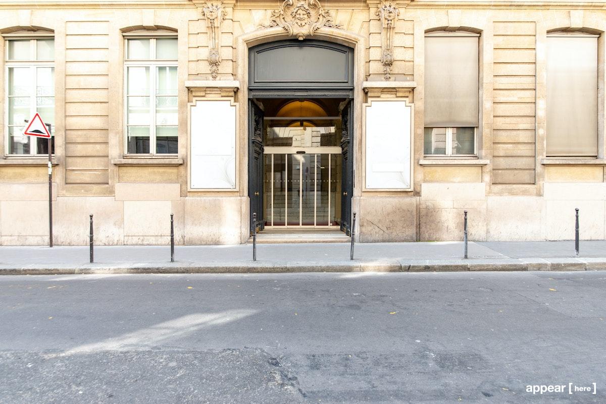 43 rue Cambon, Opéra - Madeleine, Paris