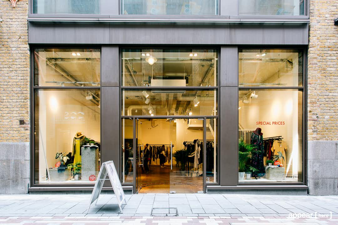 Slingsby Place, Covent Garden – Retail space