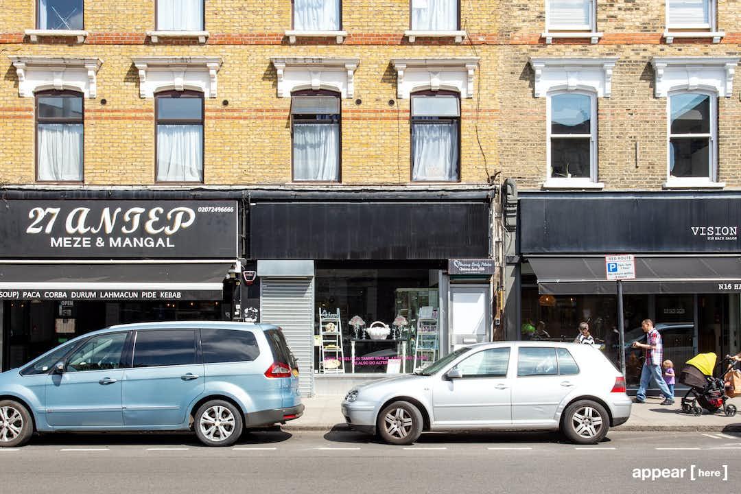 82 Stoke Newington High Street, London