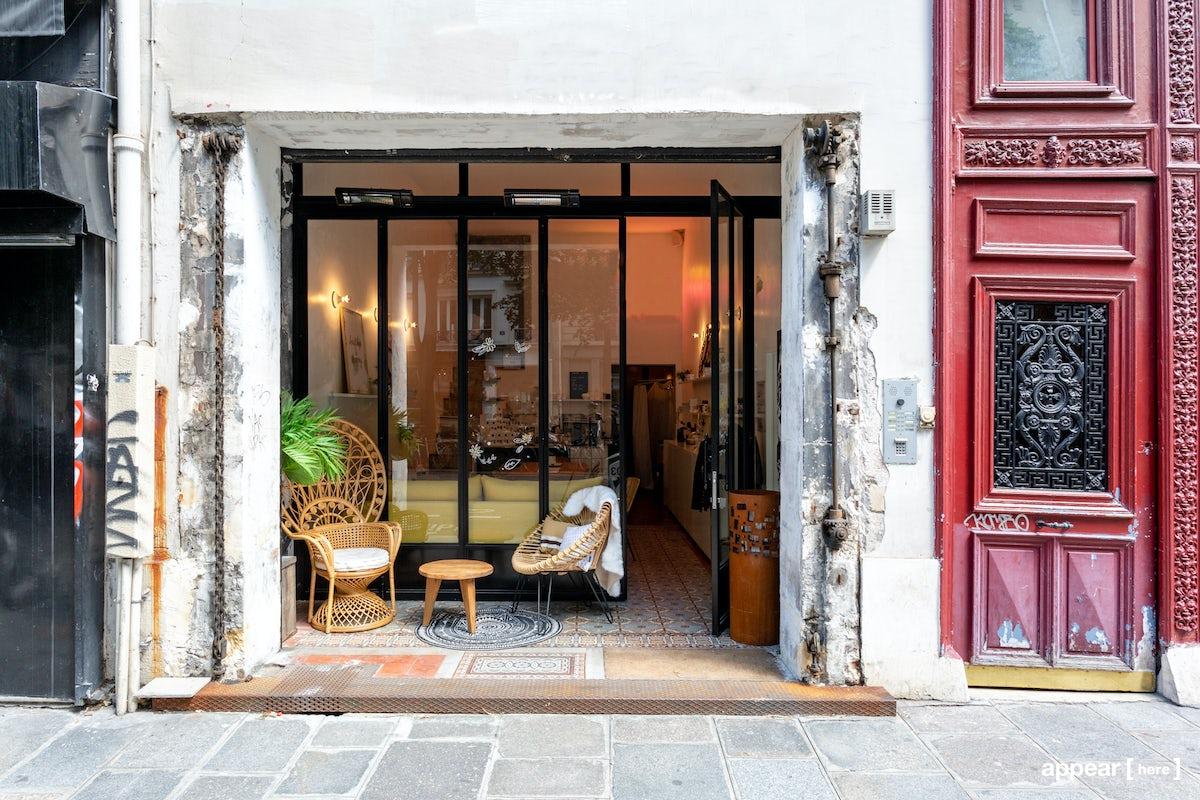Boutique-café du Haut-Marais