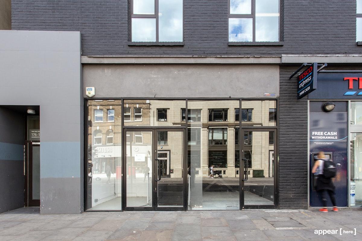 178 Shoreditch High Street, London