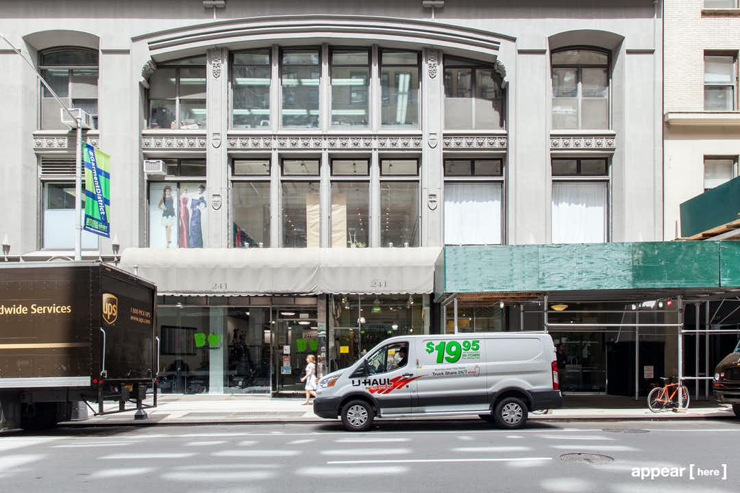 241 West 37th Street, Garment District, New York, NY