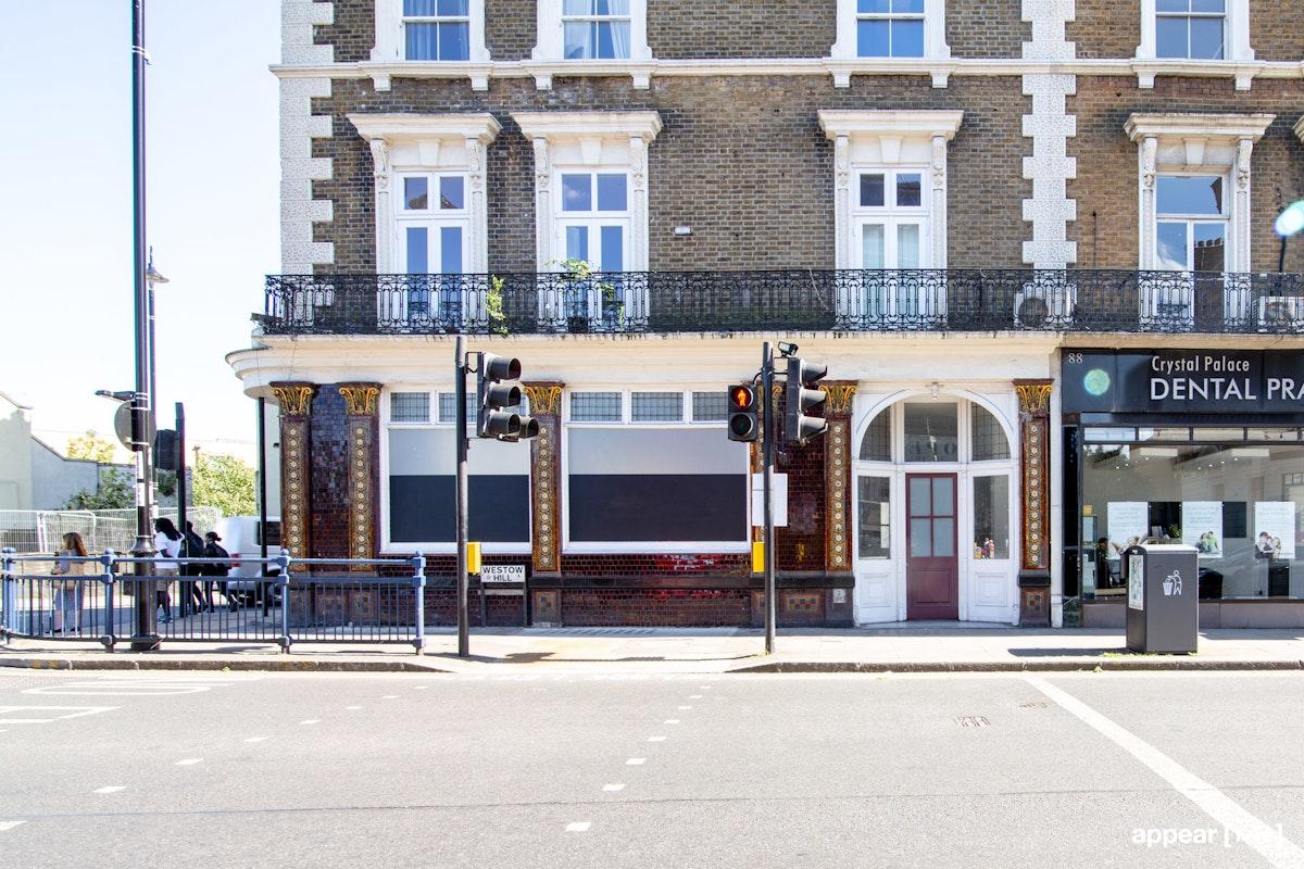 90 Westow Hill, London