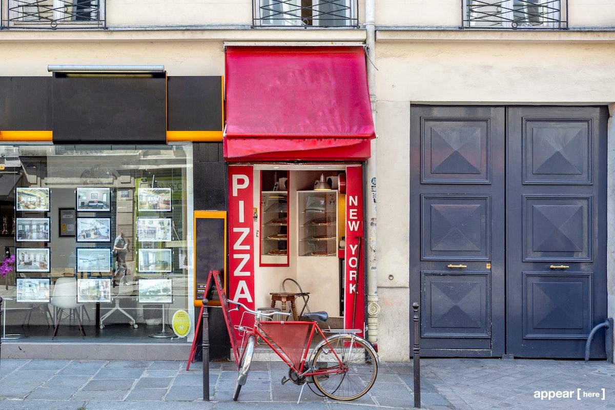 45 rue de Turenne, Le Marais, Paris
