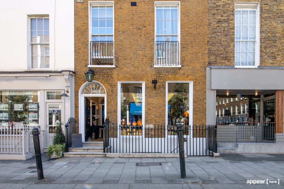 106 Crawford Street, London