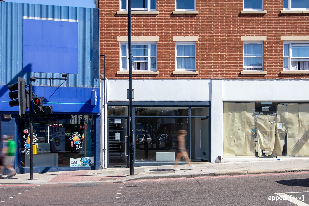 St John's Road – Retail Space