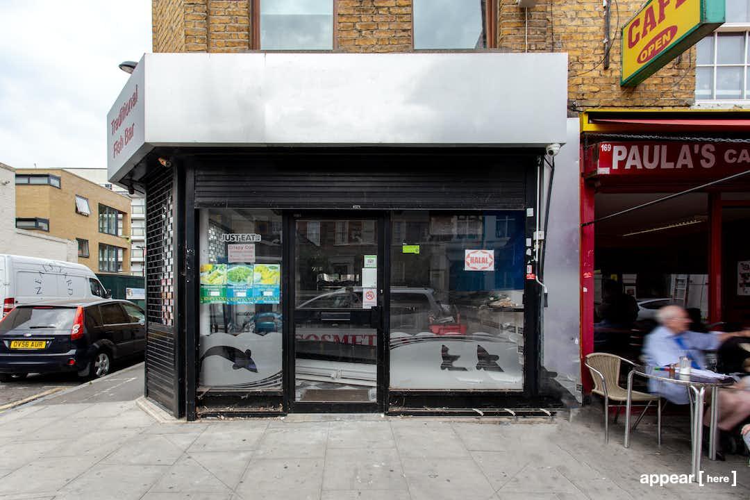167 Hoxton Street, London